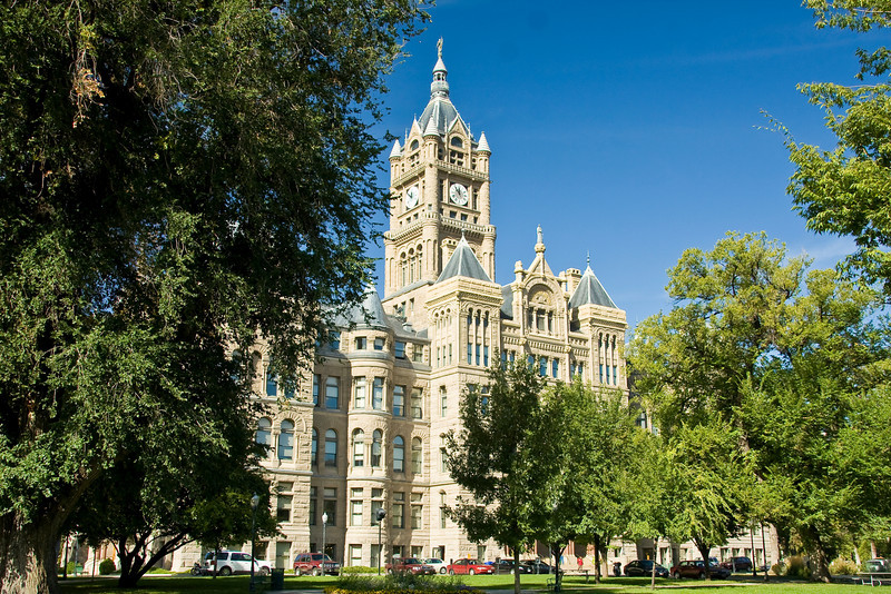 UT-SALT LAKE CITY-CITY AND COUNTY BLDG.
