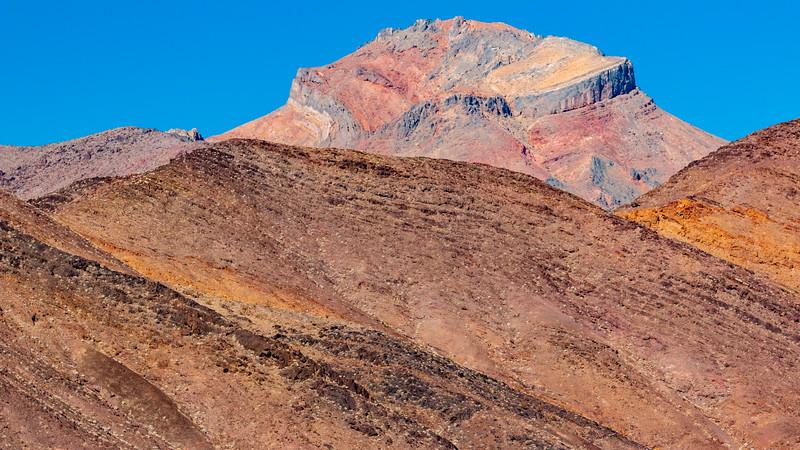 California-Death Valley National Park-Hells Gate