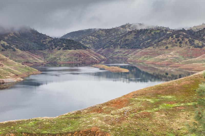 CA-New Melones Lake