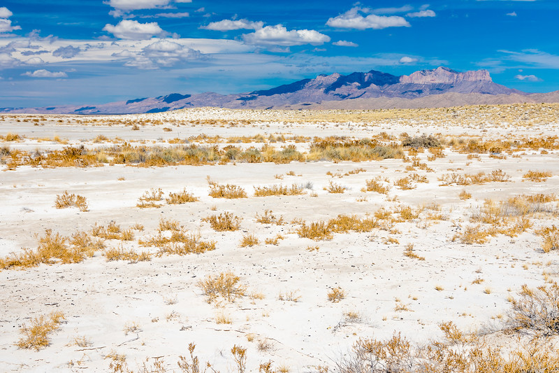 TX-SALT FLAT AND Guadalupe National Park Texas
