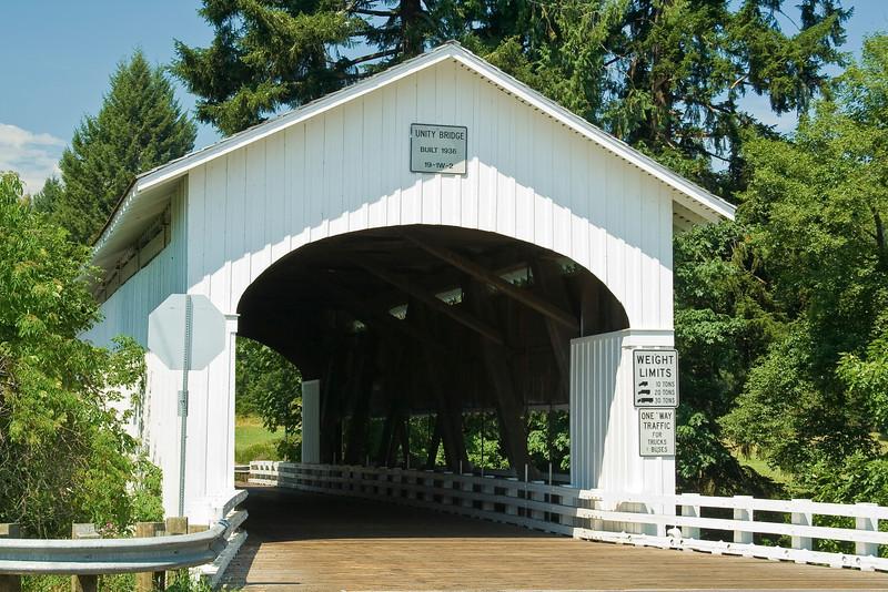 OR-FALL CREEK-UNITY BRIDGE