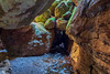 North side of Pinnacles National Park-Bear Gulch Cave