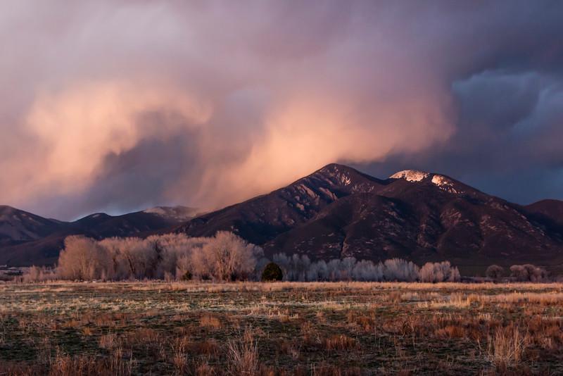 NM-TAOS-TAOS MOUNTAINS