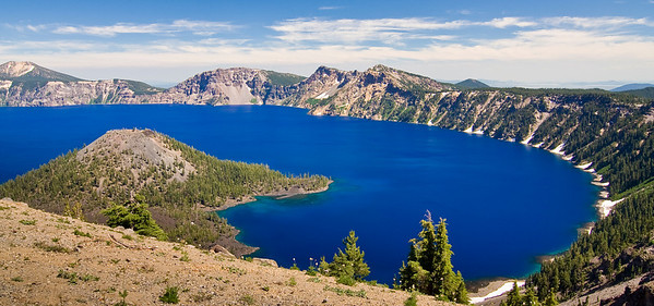 OR-CRATER LAKE NATIONAL PARK