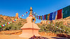 ARIZONA-Sedona-Amitabha Stupa and Peace Park