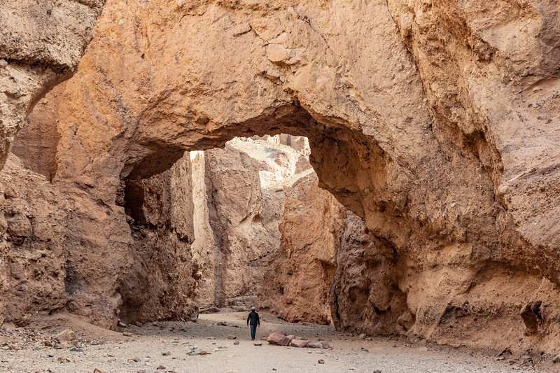 California-Death Valley National Park-Natural Bridge