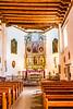 NM-SANTA FE-SAN MIGUEL CHURCH-OLDEST CHURCH IN USA