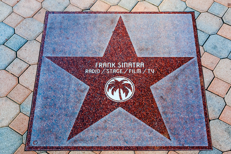 CA-PALM SPRINGS-Walk of Stars