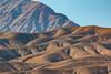 California-Death Valley National Park-Panamint Range-Chocolate sand dunes