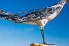 NM-LAS CRUSES-Recycled Roadrunner Sculpture