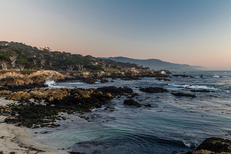 CA-PEBBLE BEACH-CYPRESS POINT LOOKOUT