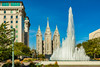 UT-SALT LAKE CITY-TEMPLE SQUARE