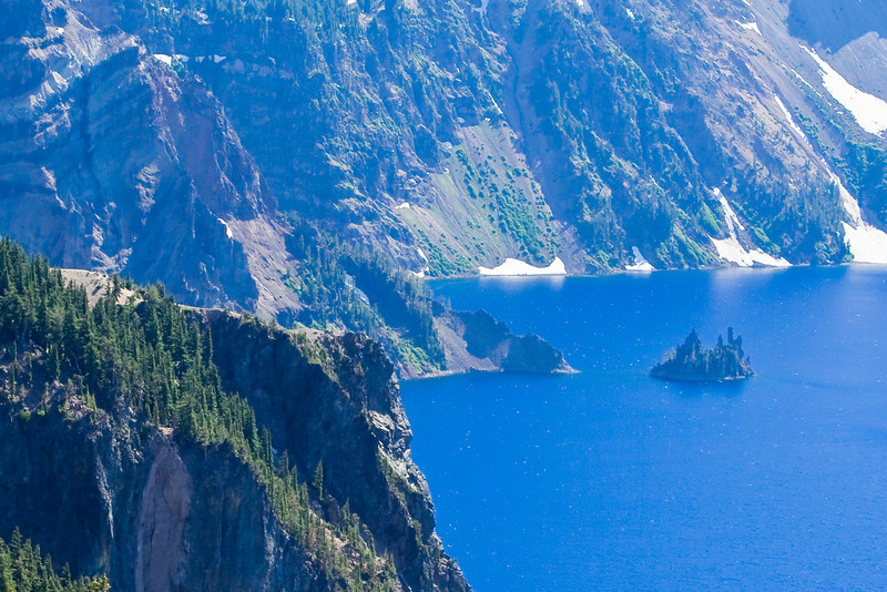 OR-CRATER LAKE NATIONAL PARK-GHOST SHIP