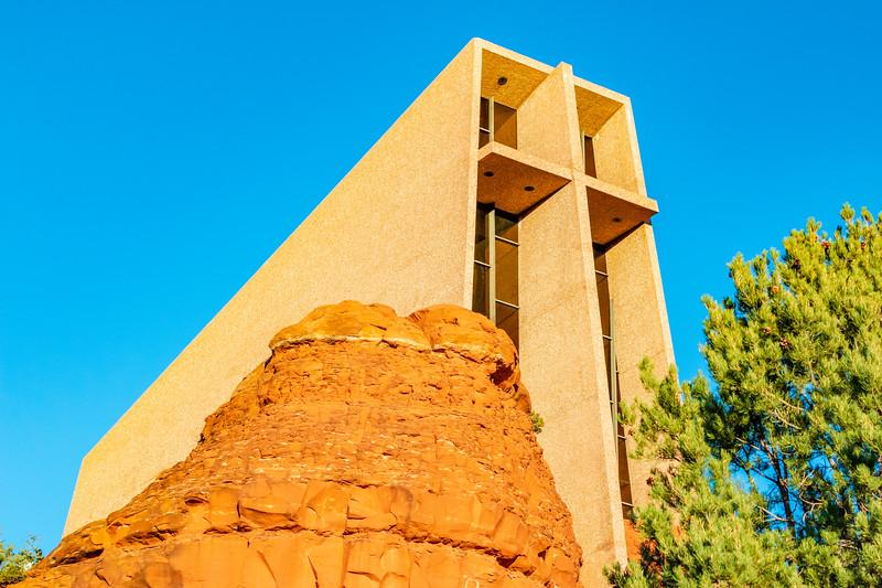ARIZONA-Sedona-Chapel of the Holy Cross