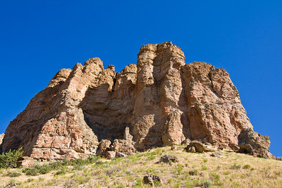OR-JOHN DAY FOSSIL BEDS-CLARNO PALASADIES