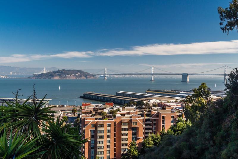CA-SAN FRANCISCO-SAN FRANCISCO/OAKLAND BAY BRIDGE
