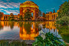 California-San Francisco-The Palace of Fine Arts
