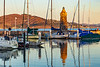 California-San Francisco-San Francisco's Marina District-Stone Lighthouse/Marina District LIGHTHOUSE