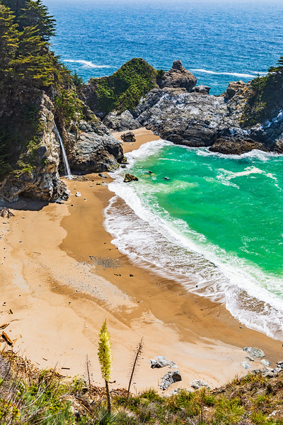 California-Big Sur-McWay Falls