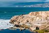 CA-SAN FRANCISCO-POINT LOBOS-SUTRO BATH RUINS