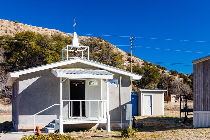 NM-Saint Nino-St. Nino Catholic Church