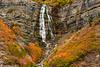 Utah-Provo-Bridal Veil Falls
