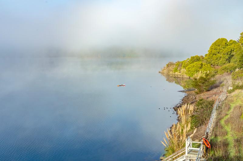 California-Lower Crystal Springs Reservoir