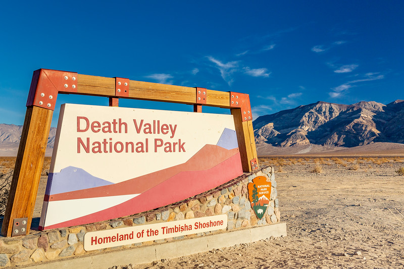 California-Death Valley National Park