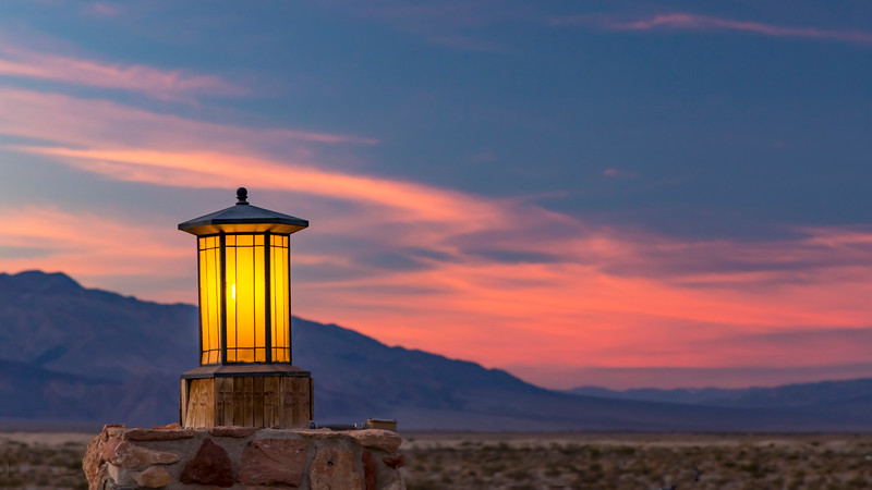 California-Death Valley National Park-Stovepipe Wells