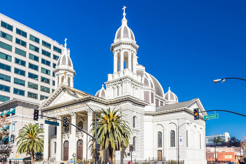 CA-SAN JOSE-CATHEDRAL BASILICA OF ST. JOESPH