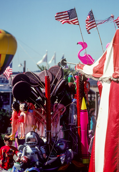 Washington State Fair, 1991