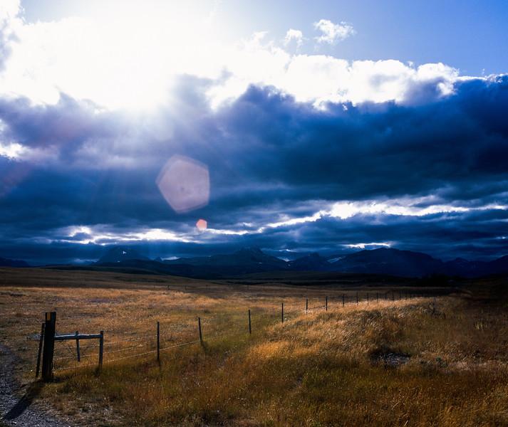 Fence, Montana, 1996