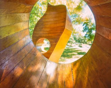 Sculpture, Livermore Public Library, Livermore, California, 1994