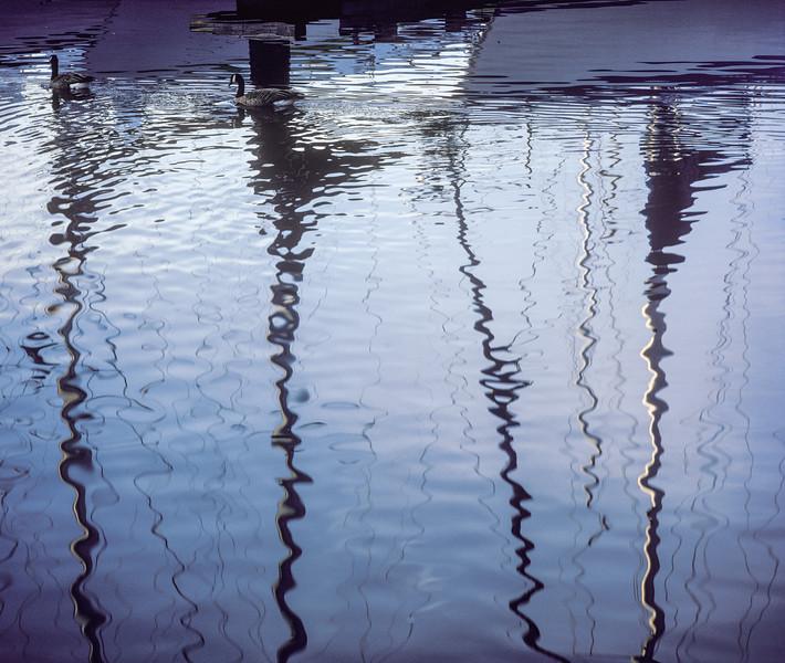 Lake Union, Seattle, Washington, 1991