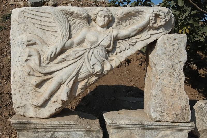 Nike, Ephesus