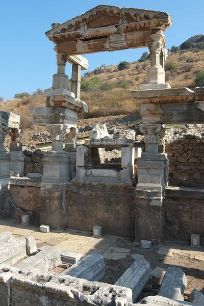 Trajan Fountain, Ephesus