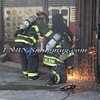 West Babylon Commercial Building Fire 297-1 Sunrise Highway 4-18-13-14