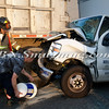 W Babylon Van vs Tractor Trailer-14