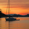 24 Sunset Sail<br /> Published Pacific Yachting Magazie