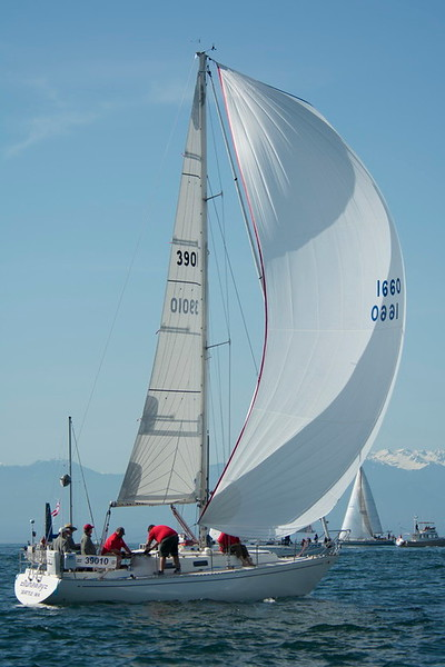 Swiftsure International Yacht Race 2017