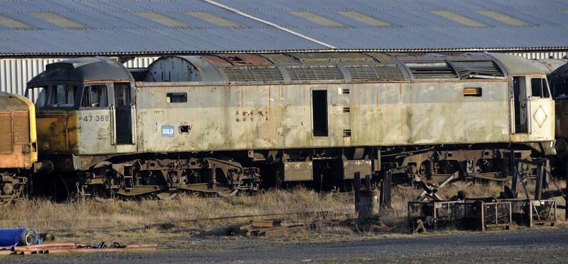 47368, Carnforth, Tues 19 February 2013