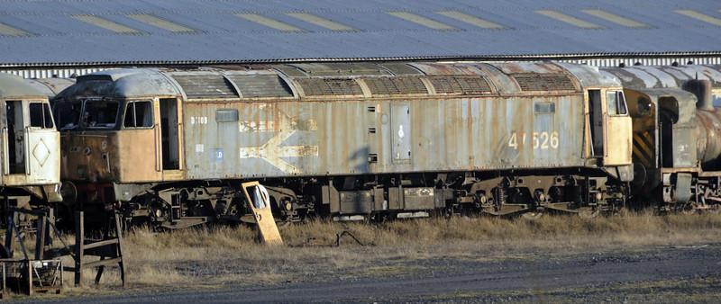 47526, Carnforth, Tues 19 February 2013