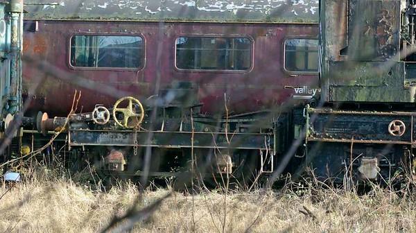 ADRR 95212, Carnforth Steamtown, 8 February 2013 2.