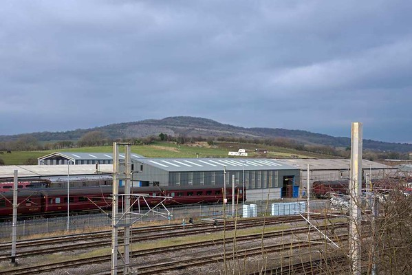 New buildings, Carnforth Steamtown, 30 January 2017 2