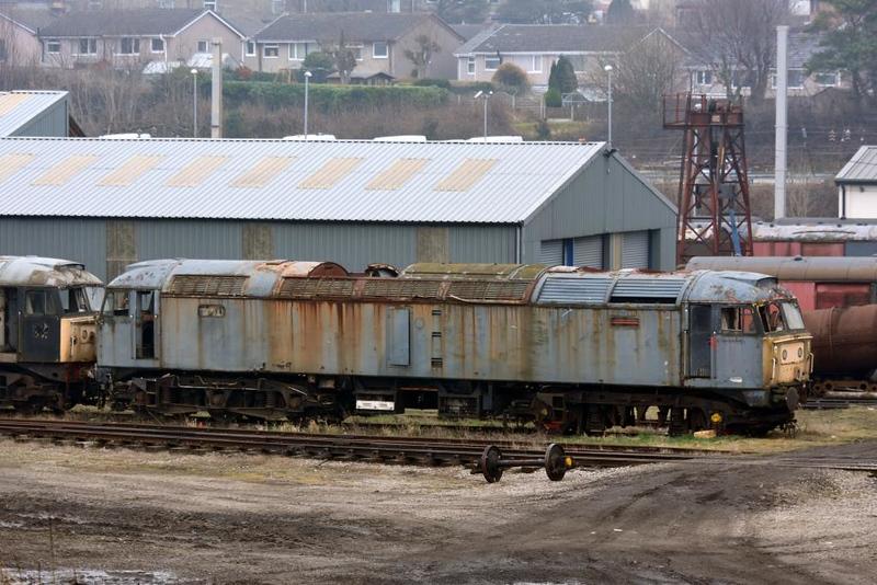 47492, Steamtown, Carnforth, 28 February 2019 1.
