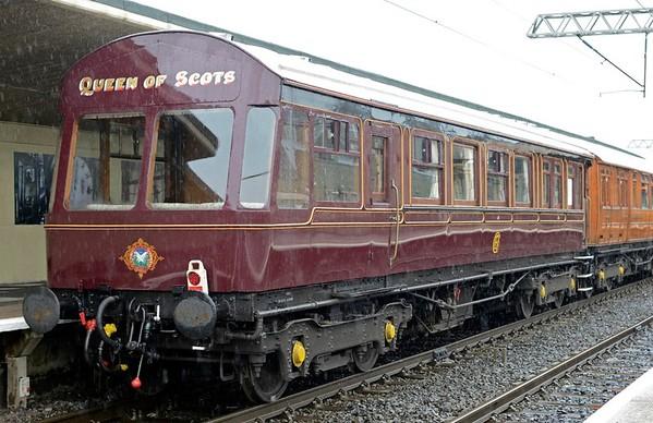 Caledonian Rly No 41 (99052), Carnforth, Sat 18 May 2013
