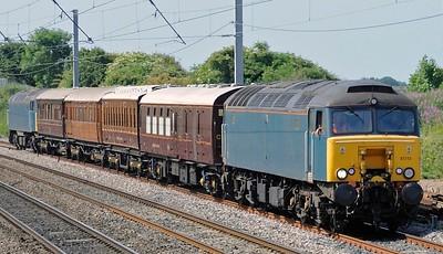 Queen of Scots train, 2008 - 2013