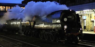 West Coast Railways (WCRC), 2010: Steam
