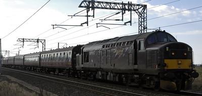 West Coast Railways (WCRC), 2010: Diesels