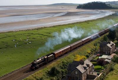 West Coast Railways (WCRC), 2007